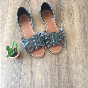 Mossimo Women's sandals. Black